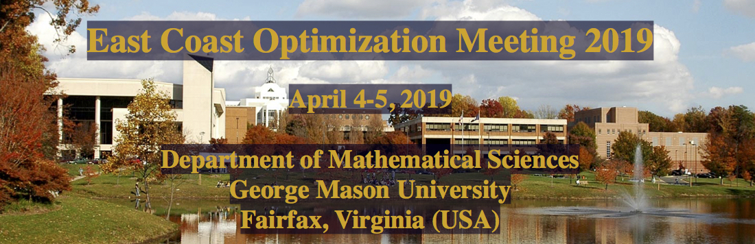 Mathematical Sciences George Mason University