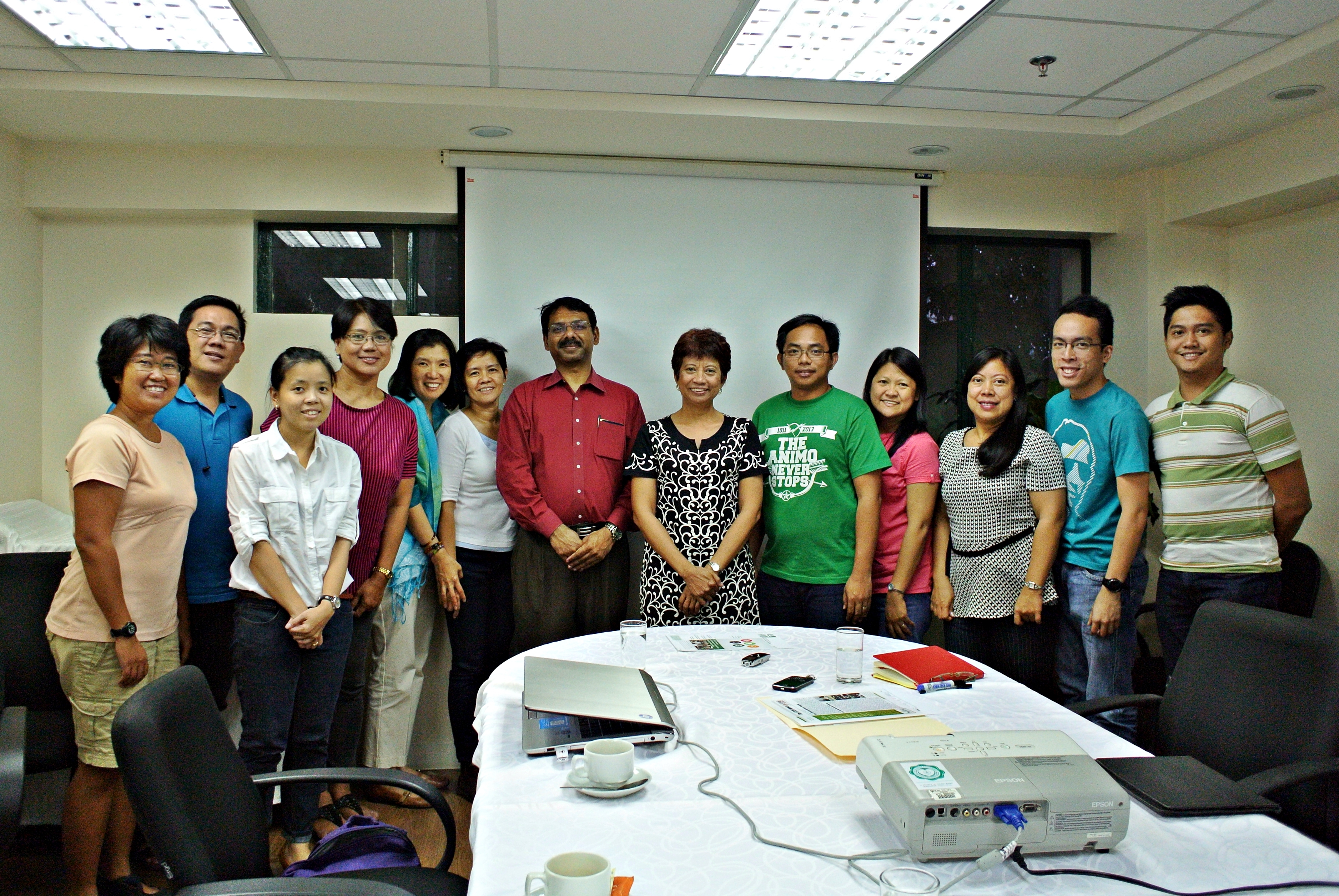 Critical thinking through reading and writing dlsu
